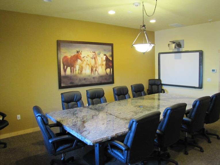 Use The Executive Conference Room For Up To 12 Guests Around A Beautiful Granite  Table. Enjoy Use Of The Interactive Whiteboard, WiFi And Up To 12 Laptops.